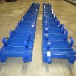 Blue U-shaped Bellows